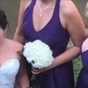 Vera Wang Dresses - Vera Wang bridesmaid dress size 8 Amethyst